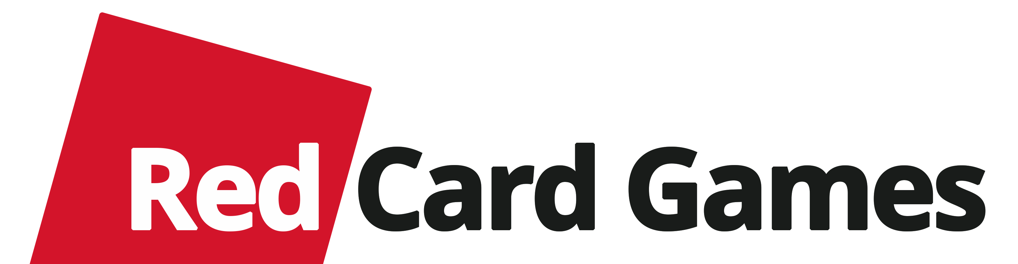 Red Card Games Logo